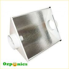 SUPERCOOL REFLECTOR 5 INCH COOLVENT AIR COOLED HOOD HYDROPONICS GROW LIGHT