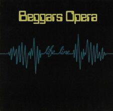 LP  * Beggars Opera - Life line *  gereinigt - cleaned