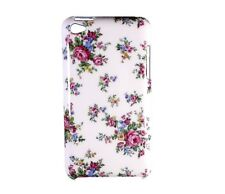 Rose Floral Pattern Design Hard Case Cover for iPod Touch 4 Gen 4th generation