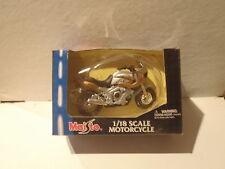 Maisto Die Cast Yamaha Motorcycle 1:18 Scale