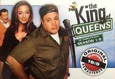 The King Of Queens DVD Box Die komplette Serie NEU OVP 36 DVDs B-Ware