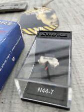 Original Damaged N44-7 N447 DJ Turntable Replacement Needle Stylus.