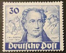 Berlin 200. Geburtstag Johann Wolfgang von Goethe, 30 Pf Mi-Nr. 63 postfrisch