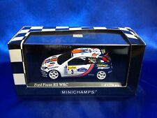 Minichamps 1/43 Ford Focus RS WAC Rally Limited Monte Carlo 2001 430018903 japan