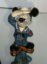 Swarovski Disney Arribas Figur Mickey Maus Seemann Mickey Mouse Navy