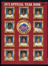 1973 New York Mets Yearbook Opening Day Edition Tom Seaver Berra Willie Mays