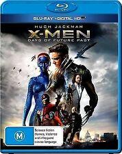 X-MEN DAYS OF FUTURE PAST New Blu-Ray + UV HUGH JACKMAN ***