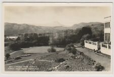 Perthshire postcard - Ben Lomond from Terrace, Forest Hills Hotel, Aberfoyle