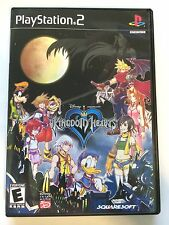 Kingdom Hearts - Playstation 2 - Replacement Case - No Game