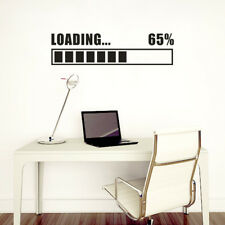 wall stickers vinyl decal loading 65% gamer gaming sticker room home art deco ME
