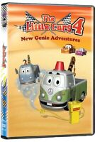 THE LITTLE CARS 4 - NEW GENIE ADVENTURES (DVD)