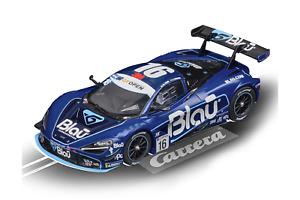 Carrera 27624 McLaren 720S GT3 No.16 Blau Evolution 132 20027624 1/32 Slot Car