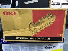 OKI C7200/C7400 Fuser Unit Oki Mat No. 41304003
