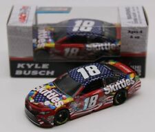 KYLE BUSCH 2017 #18 Skittles Red, White and Blue 1:64 Action Diecast In Stock