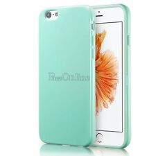 """Ultra Thin Soft Silicone Rubber Gel Jelly Case Cover Skin For iPhone 6&6S 4.7"""""""