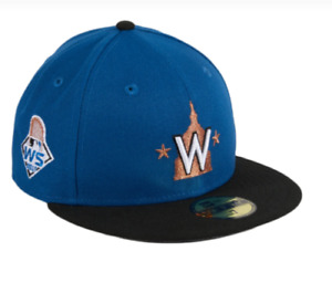 Hat Club Ice Cold Fashion Washington Nationals 2019 WS 7 1/2 CONFIRMED ORDER