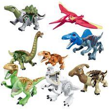 "Indominus Rex XXL Large Full Size Dinosaur 7x11"" Figure Blocks Fit Lego Toys Set"