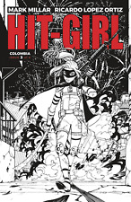 Hit-girl #3 IMAGE COMICS  Cover B Variant MARK MILLAR 2018