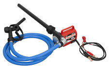 Tuthill Fill Rite Fr1616 Portable 12V Dc battery fuel transfer pump kit