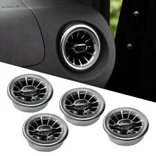 4x Turbo Style Air AC Vent Fit For Mercedes Benz V Class Vito Viano Metris 15-19