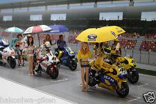 [HAKONIWAGIKEN DSF-008N 1/12 etc.]Diorama Sheet Circuit set altaya newray MotoGP