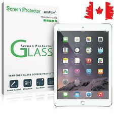 Premium Clear Tempered Glass Screen Protector for Apple iPad (For All Models)