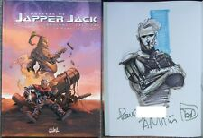 tandiang - japper jack 1 - BD edition originale avec belle dedicace