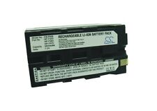 7.4V battery for Sony PBD-D50 (DVD Player), CCD-TRV715, DSR-PD150P Li-ion NEW