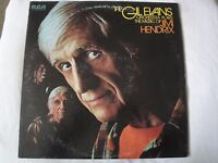 THE GIL EVANS ORCHESTRA PLAYS THE MUSIC OF JIMI HENDRIX VINYL LP 1974 RCA VICTOR