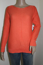 Old Navy Women's Long Sleeve Stitchy BoatNeck Sweater NWT Size PETITE SMALL