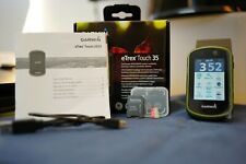 Garmin eTrex Touch 35 - NEW w/ Sandisk 32GB  GPS/GLONASS w/ 3-axis Compass