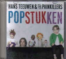 Hans Teeuwen&The Painkillers-Popstukken Promo cd single