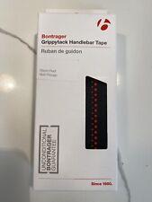 Bontrager Grippytack Black / Red Handlebar Tape