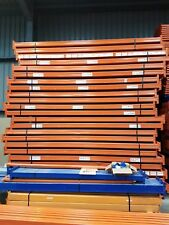 AR Pallet Racking Beams 3400 x 100mm in very good condition £12+VAT