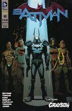 BATMAN NEW 52 VOLUME 49 EDIZIONE LION