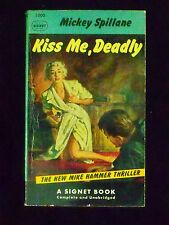 Signet 1000 Kiss Me, Deadly