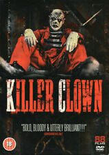 KILLER CLOWN - DVD - Limited Edition in slipcase..
