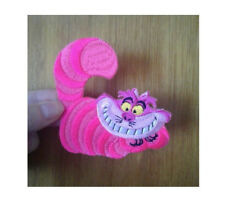 Cheshire Cat - Alice In Wonderland - Cartoon Movie -  Embroidered Iron On Patch