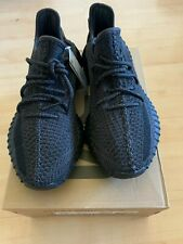 adidas Yeezy Boost 350 V2 Static Black Reflective New Size 10
