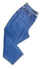 Lands End Womens Plus Size 24W  High Rise Straight Leg Jeans Pants