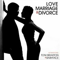 Toni Braxton - Love, Marriage and Divorce [CD]