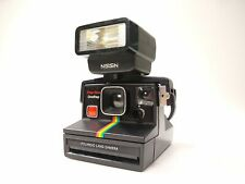 Polaroid Time Zero One Step SX-70 rainbow,Instagram,tested,Impossible, flash
