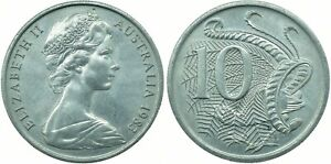 COIN / AUSTRALIA 10 CENTS (LYREBIRD) VARIOUS DATES CHOOSE YOUR DATE!  ONE/BUY!