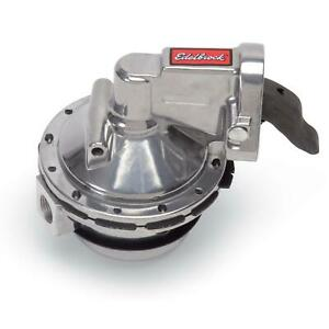 Edelbrock 1711 Small Block Chevy Victor Series 130 GPH Fuel Pump