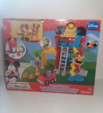 Fisher Price - Disney Mickey Mouse Clubhouse Funny Firehouse Playset