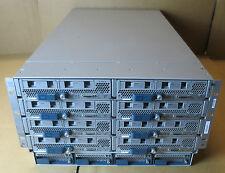 Cisco UCS5108 + 8x B200 M2 servidores blade 16x de seis núcleos 2.40GHz, 192Gb Ram, 10Gb Vic