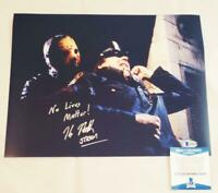 KANE HODDER SIGNED 11x14 PHOTO JASON FRIDAY 13TH BECKETT BAS COA 719