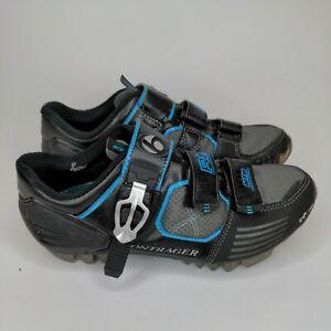 Bontrager Inform RL MTB Mountain Bike Shoes Cleats Women's Size 7