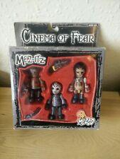 Cinema of Fear Freddy, Texas Chainsaw Massacre, Jason. mezco rare figures
