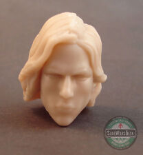 "FH033 Custom Female head cast for use with 3.75/"" Star Wars action figures"
